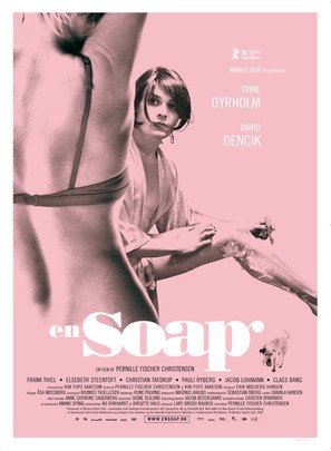 En soap - Danish Movie Poster (thumbnail)