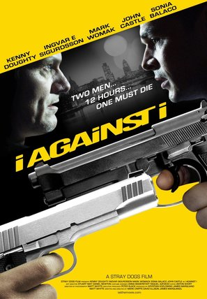 I Against I - British Movie Poster (thumbnail)