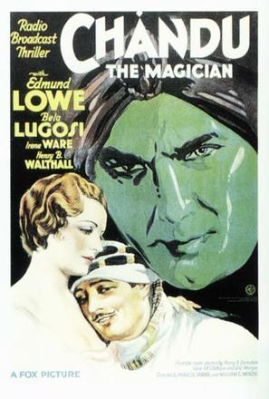 Chandu the Magician - Movie Poster (thumbnail)
