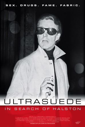 Ultrasuede: In Search of Halston - Movie Poster (thumbnail)