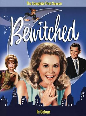 """""""Bewitched"""" - DVD movie cover (thumbnail)"""