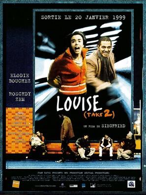 Louise (Take 2) - French Movie Poster (thumbnail)