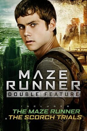 The Maze Runner - Movie Cover (thumbnail)