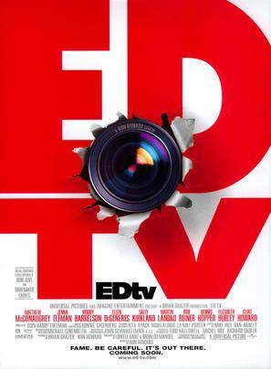 Ed TV - Movie Poster (thumbnail)