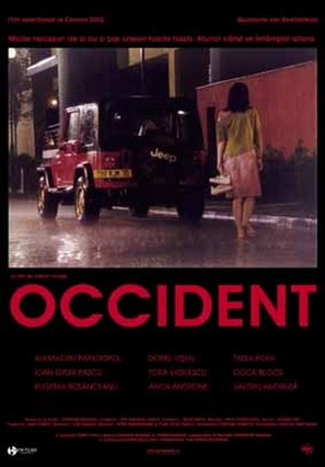 Occident - Romanian poster (thumbnail)