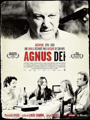 Cordero de Dios - French poster (thumbnail)