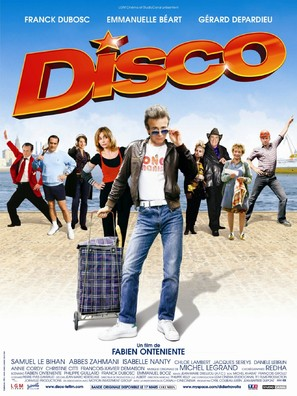 Disco - French Movie Poster (thumbnail)