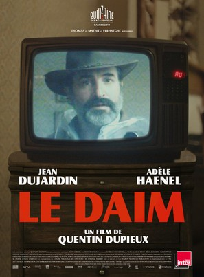 Le daim - French Movie Poster (thumbnail)