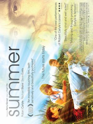 Summer - British Movie Poster (thumbnail)