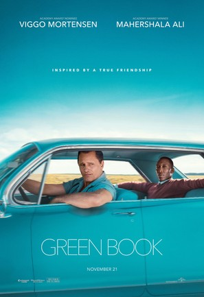 Green Book - Movie Poster (thumbnail)