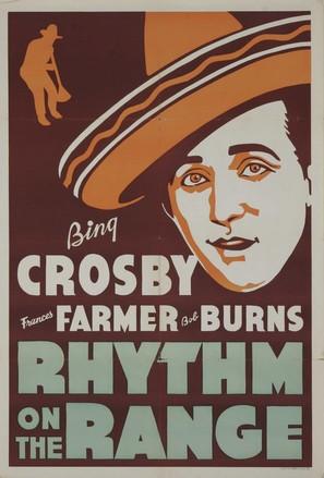 Rhythm on the Range - Movie Poster (thumbnail)