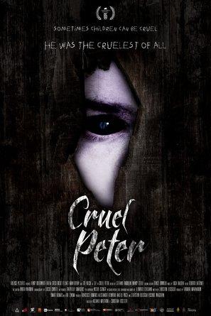 Cruel Peter - Italian Movie Poster (thumbnail)