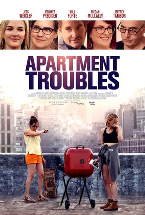 Apartment Troubles - Movie Poster (thumbnail)