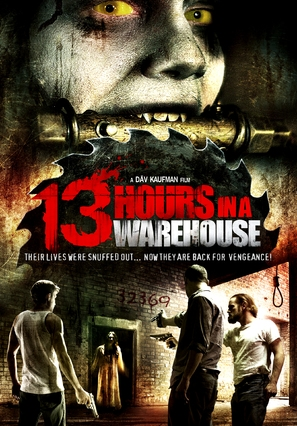 13 Hours in a Warehouse - Movie Poster (thumbnail)