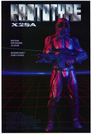 Prototype - Movie Poster (thumbnail)