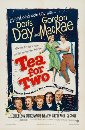Tea for Two - Movie Poster (thumbnail)