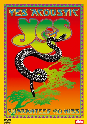 Yes: Acoustic - DVD cover (thumbnail)