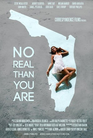No Real Than You Are