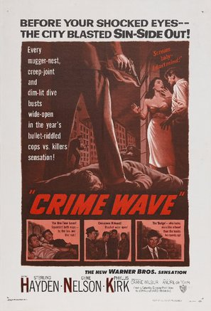 Crime Wave - Movie Poster (thumbnail)