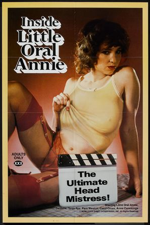 Inside Little Oral Annie - Movie Poster (thumbnail)