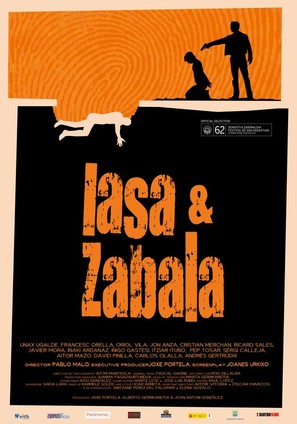 Lasa y Zabala - Spanish Movie Poster (thumbnail)