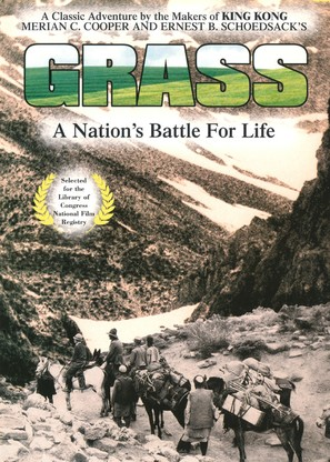 Grass: A Nation's Battle for Life - Movie Cover (thumbnail)