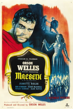 Macbeth - Movie Poster (thumbnail)