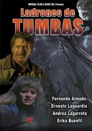Ladrones de tumbas - Mexican Movie Cover (thumbnail)