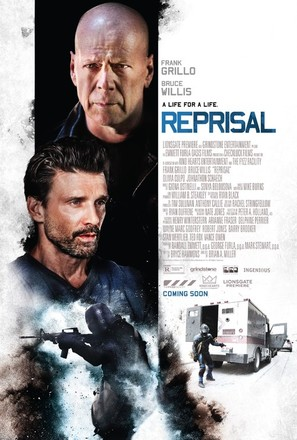 Reprisal - Movie Poster (thumbnail)