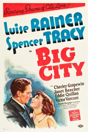 Big City - Movie Poster (thumbnail)