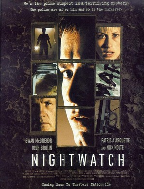 Nightwatch - Movie Poster (thumbnail)