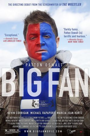 Big Fan - Movie Poster (thumbnail)