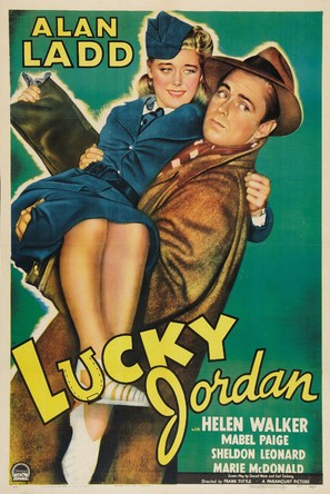 Lucky Jordan - Movie Poster (thumbnail)