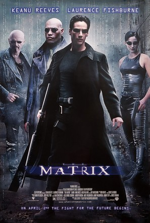 The Matrix - Movie Poster (thumbnail)