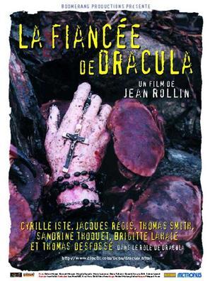 La fiancée de Dracula - French Movie Poster (thumbnail)
