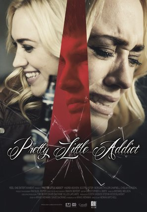 Pretty Little Addict - Canadian Movie Poster (thumbnail)