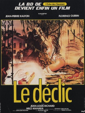 Le déclic - French Movie Poster (thumbnail)