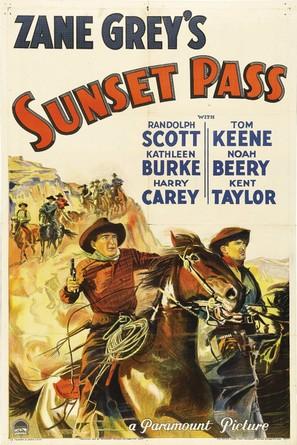 Sunset Pass - Movie Poster (thumbnail)