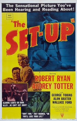 The Set-Up - Movie Poster (thumbnail)