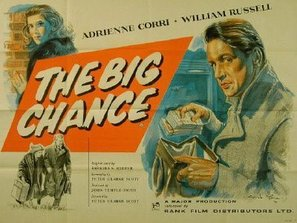 The Big Chance - British Movie Poster (thumbnail)