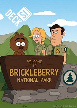 """Brickleberry"" - Movie Poster (thumbnail)"