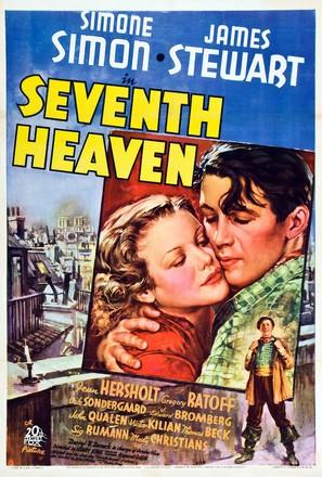 Seventh Heaven - Movie Poster (thumbnail)
