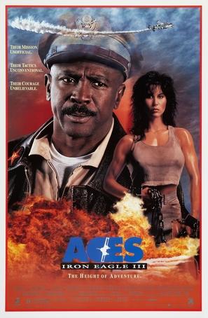 Aces: Iron Eagle III - Movie Poster (thumbnail)