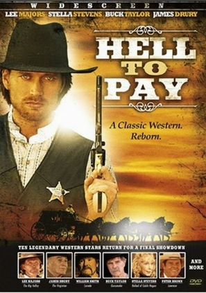 Hell to Pay - DVD cover (thumbnail)