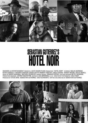 Hotel Noir - Movie Poster (thumbnail)
