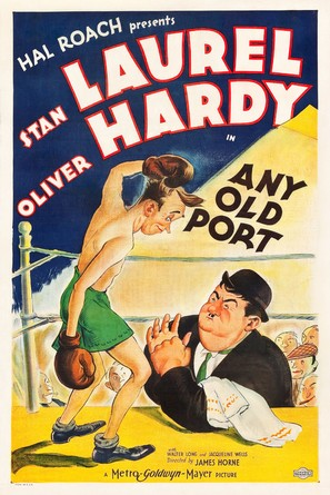 Any Old Port! - Movie Poster (thumbnail)