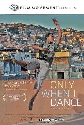 Only When I Dance - Movie Poster (thumbnail)
