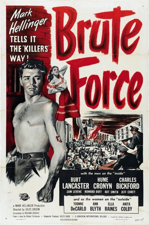 Brute Force - Movie Poster (thumbnail)