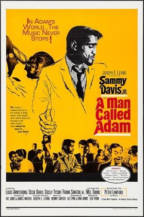 A Man Called Adam - Movie Poster (thumbnail)