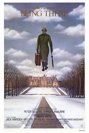 Being There - Movie Poster (thumbnail)